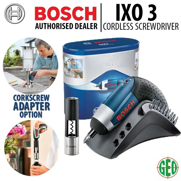 Bosch ixo trendy ixobosch with bosch ixo interesting - Visseuse bosch ixo ...