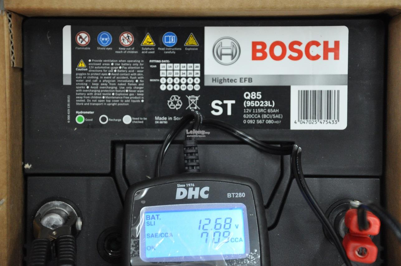 Bosch St Hightec Efb Start Stop Q D L Mazda Battery Automarques Automarques on Mazda 6 Battery Location