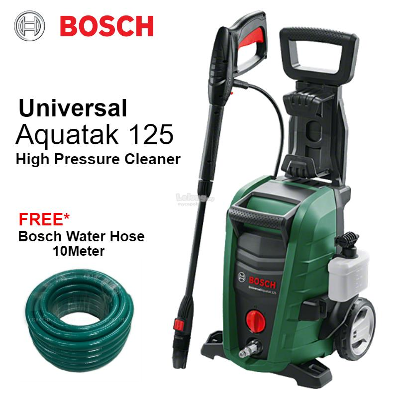 [NEW]Bosch UniversalAquatak 125 (125bar) High Pressure Cleaner