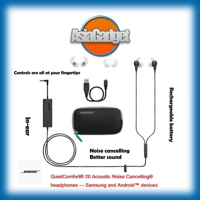 8855dbb34eb Bose QuietComfort® 20 Acoustic Earp (end 6/10/2020 6:31 PM)