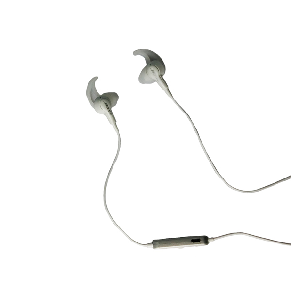 bose bluetooth earphones. bose sport wireless 4.1 bluetooth earphones in-ear headphone - white o