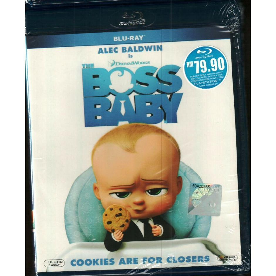 7823c5926cf0e THE BOSS BABY Alec Baldwin Blu-ray (end 4 10 2021 12 00 AM)