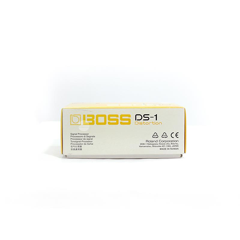 BOSS DS-1 Distortion Guitar Effect