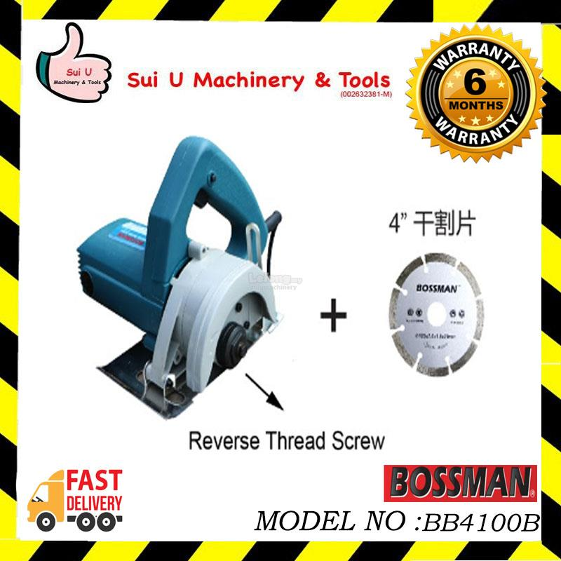 BOSSMAN BB4100B Marble Cutter 110mm