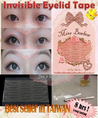 Miss Bow Bow Double eyelid tape *Professional Type 30pairs