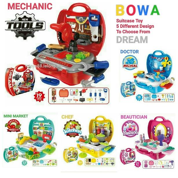 BOWA Dream Suitcase Toy. Kids Docto (end 11/12/2017 2:50 PM)