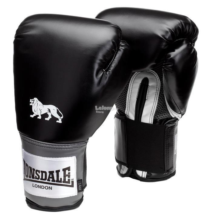 BOXING GLOVES PRO IMPORTED FITNESS GYM SPORTS