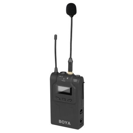 Boya BY-UM2 3.5mm Gooseneck Microphone for Wireless Microphone