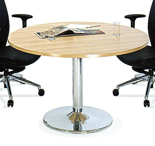 BR Conference Table End PM - 120 conference table