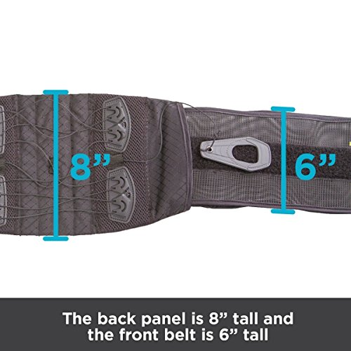US. BraceAbility Lower Back  & Spine Pain Brace | Adjustable Corset Support fo