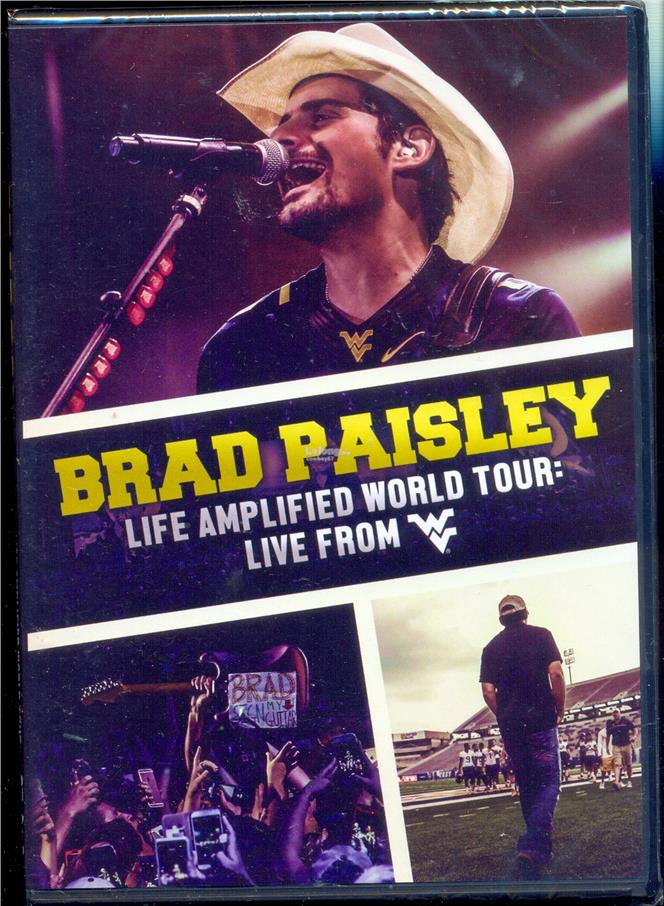 Brad Paisley - Live - New Country Live DVD