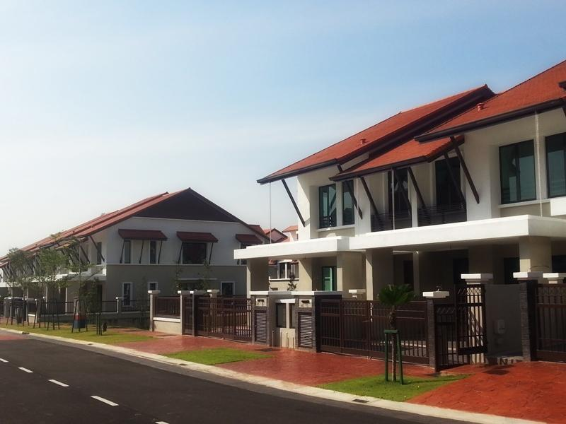 Brand New 2 Storey Intermediate, Freehold, Qaseh, BK 8, Puchong