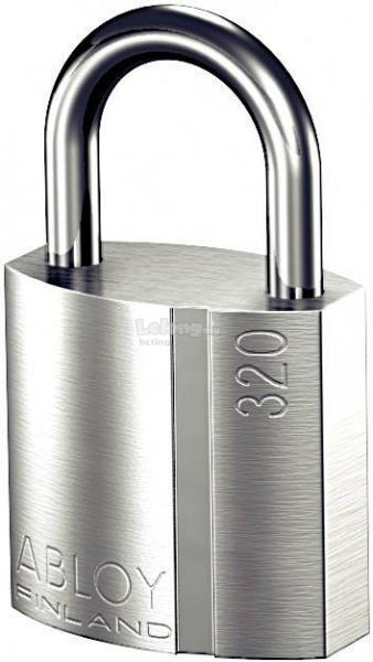 Brand New ABLOY High Security Padlock PL320
