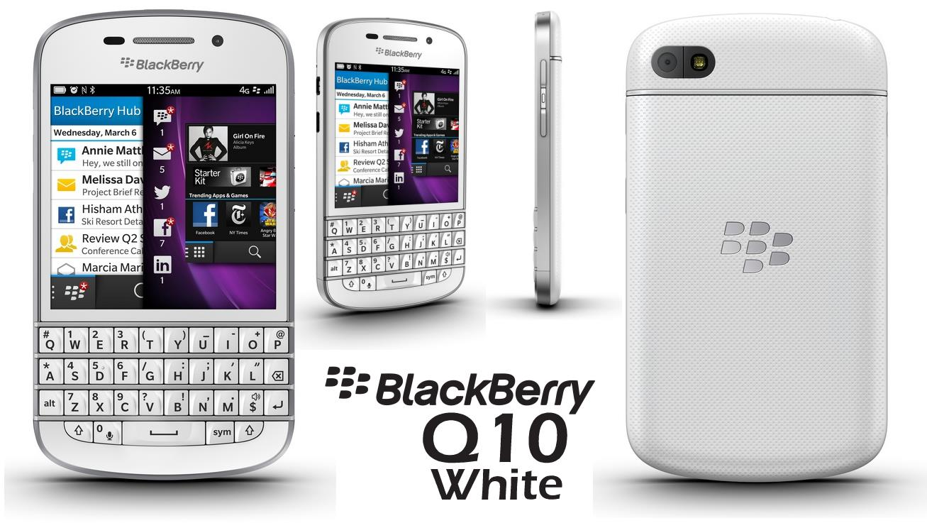BRAND NEW BLACKBERRY BlackBerry Q10