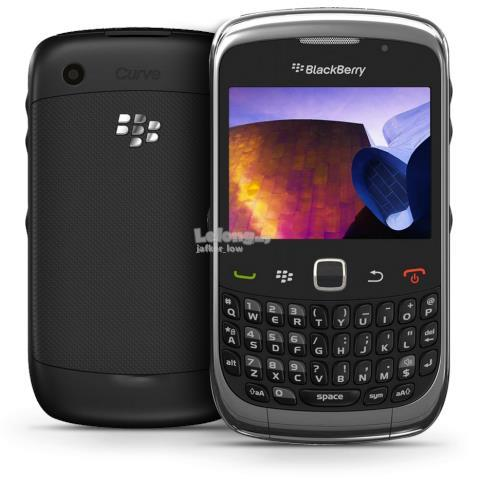 BRAND NEW BLACKBERRY CURVE 3G 9300