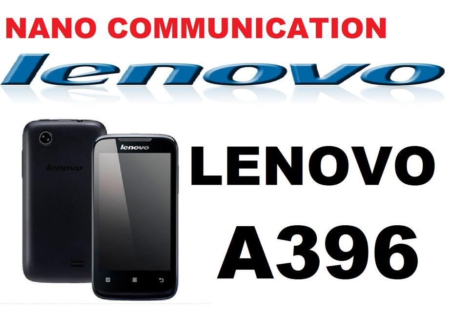 BRAND LENOVO...Lenovo A396 NANO COMMUNICATION WARRANTY