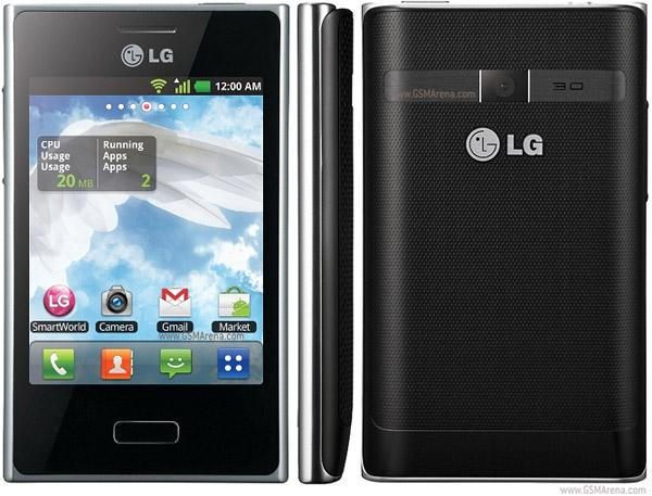 BRAND NEW LG OPTIMUS L3 E400 3G WIFI GPS ANDROID