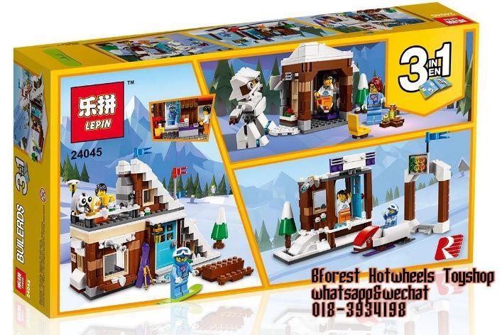Brand LP 24045 3 In 1 Series Ski Resort