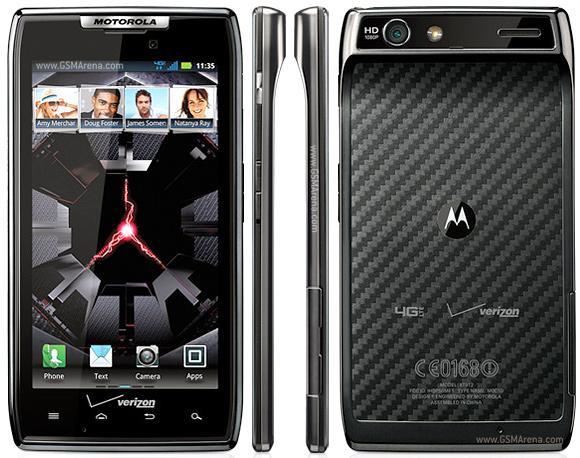 Обновляем Motorola Droid Razr и Razr Maxx до …
