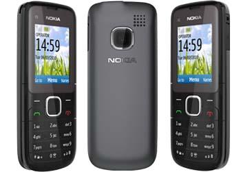 BRAND NOKIA...NANO COMMUNICATION WARRANTY...NOKIA C1-01