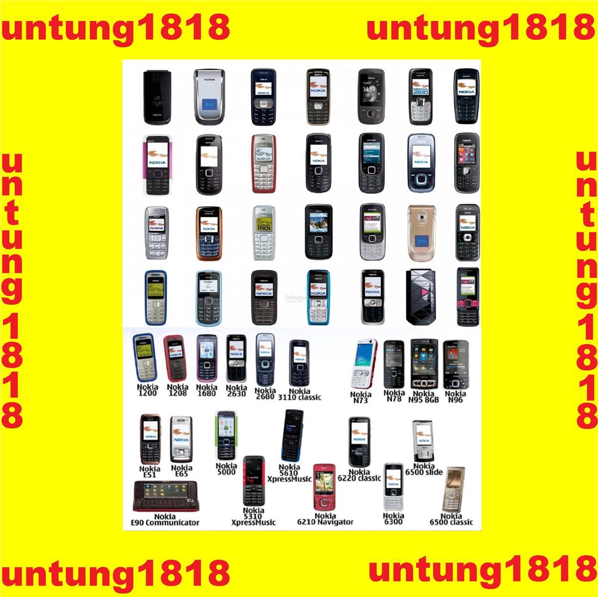 Brand Nokia.Nokia 1112 225 2610 2690 (end 6/25/2018 4:52 AM)