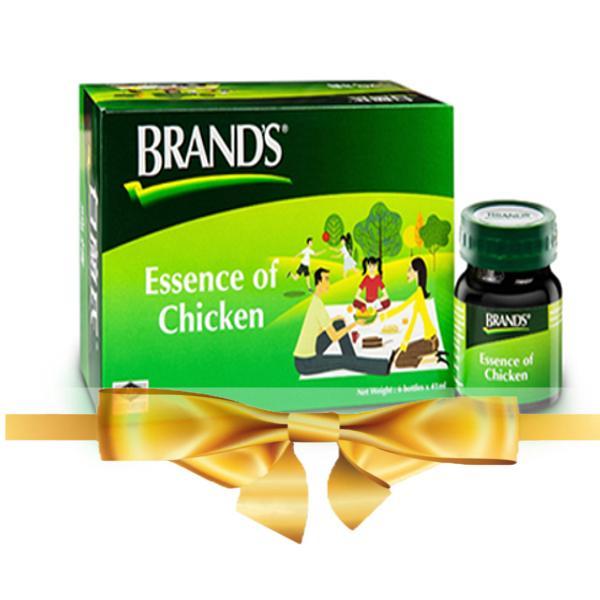 Brand's Essence of Chicken 70g x 6
