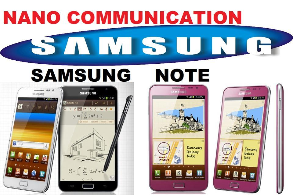 BRAND SAMSUNG.NANO COMMUNICATION WARRANTY.Samsung Galaxy Note N7000