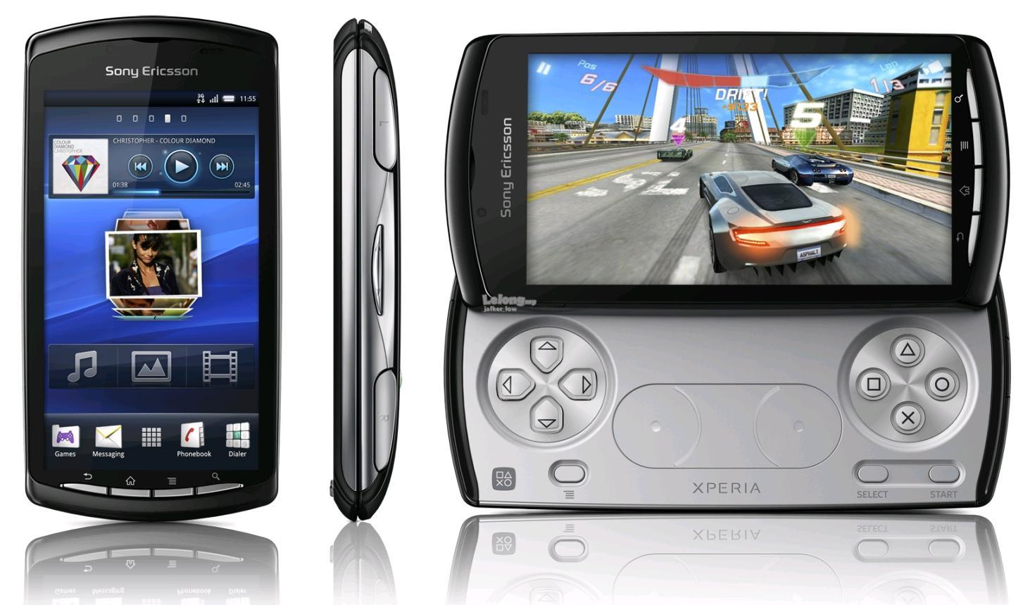 BRAND NEW SONY ERICSSON XPERIA PLAY