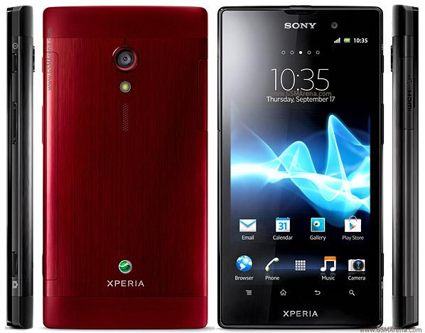 DOWNLOAD DRIVER: SONY XPERIA ION