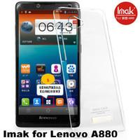 Branded Original Imak Clear Case for Lenovo A880 A889