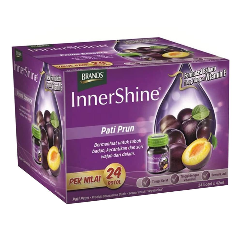BRANDS Inner Shine Prune Essence 24 x 42ml