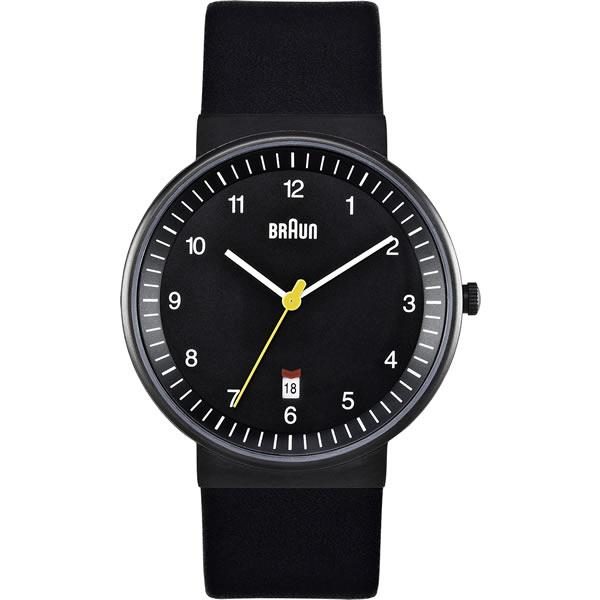 Braun Classic Analog Quartz Men's Watch