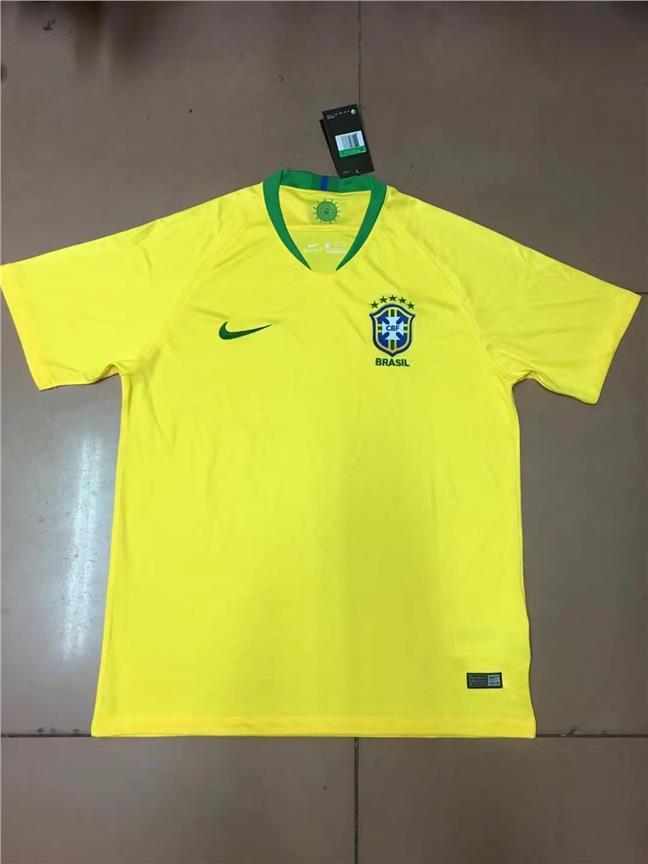 Brazil 2020 World Cup.Brazil Home Jersey World Cup 2018