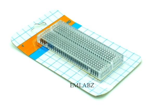 Breadboard Terminal Strips 300 tie in points (8.3 X 3.5CM)