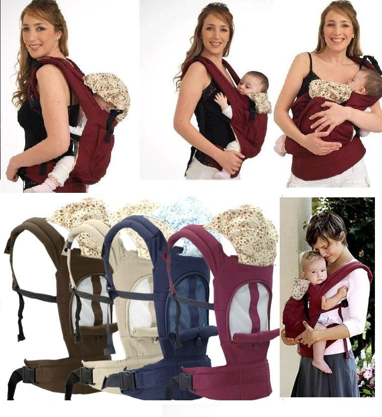 Breathable baby carrier   baby slin (end 6 14 2020 12 15 PM)