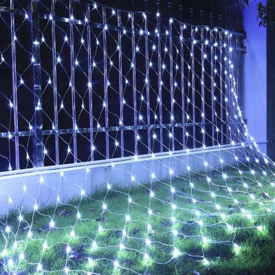 BRELONG 320LED Network Lights 3m x 3m Outdoor Waterproof Star Light String  220