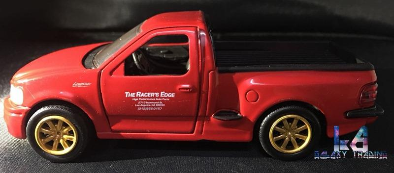 Brianu0027s Ford F 150 SVT Lightning 1:32 Scale Diecast Model Car