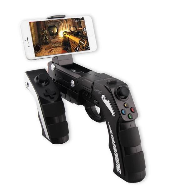 Brian Zone - iPega Bluetooth Gun for Android iOS