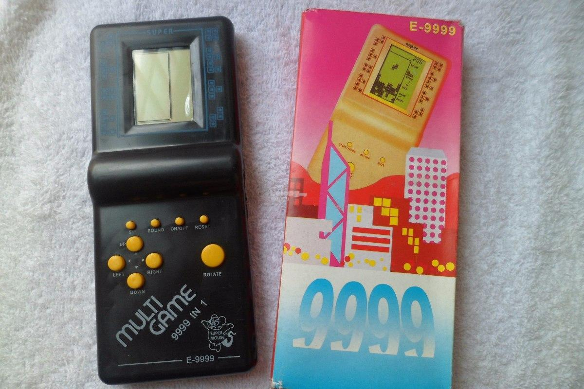 BRICK GAME 9999 IN 1-CHILDHOOD GAMES