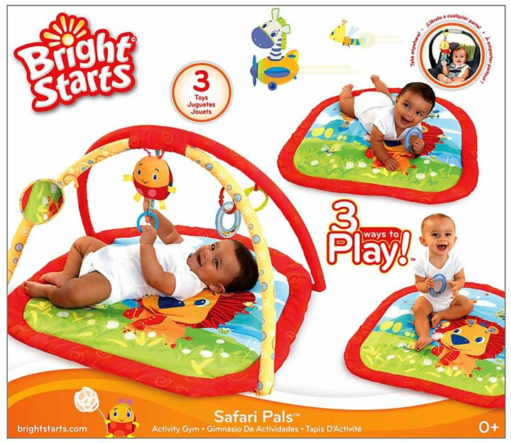 Bright Starts Safari Pals Playgym