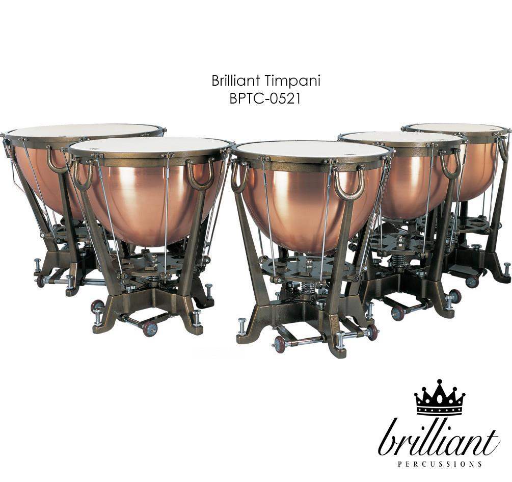 Brilliant Timpani BPTC-0521