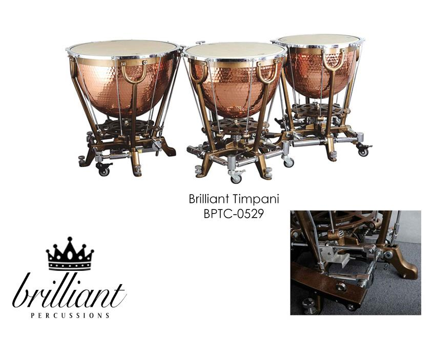 Brilliant Timpani BPTC-0529