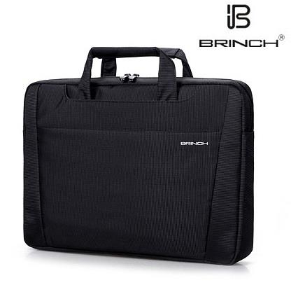BRINCH 14.4' Laptop Shoulder Bag Laptop Notebook Carrying Bag