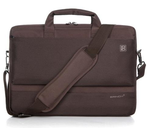 BRINCH Computer Bag Nylon 17in Shoulder Laptop Bag