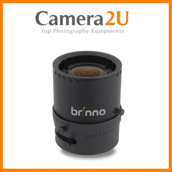 Brinno CS 18-55mm f/1.2 Lens for TLC200 Pro Time Lapse Camera