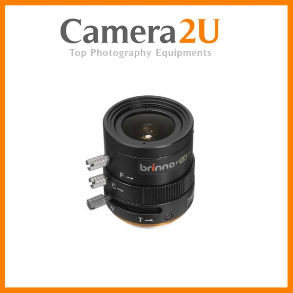 Brinno CS 24-70mm f/1.4 Lens for TLC200 Pro Time Lapse Camera