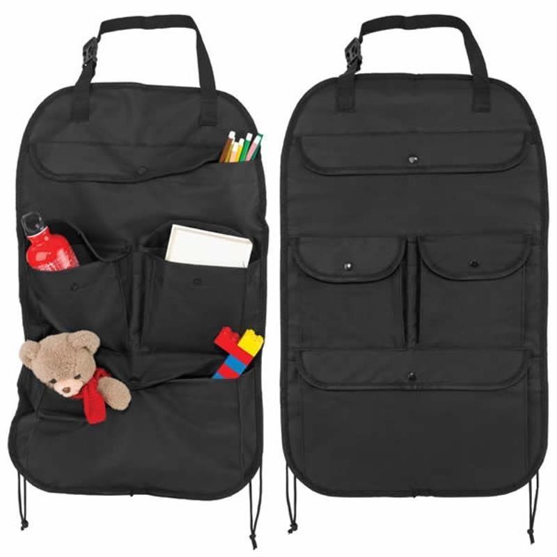 Britax R Mer Backrest Organizer Bag For Car Seats Black New Stock Imp