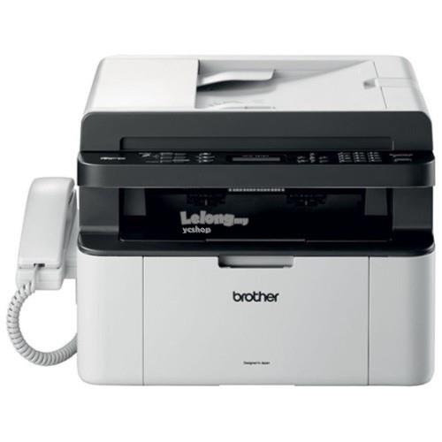 Brother A4 4in1 with Headset USB Mono Laser Printer (MFC-1815)