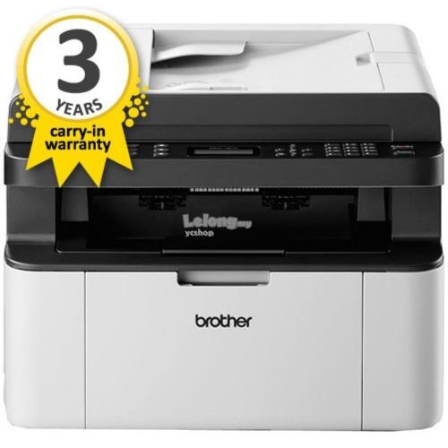 Brother A4 4in1 USB Mono Laser Printer ( MFC-1810)