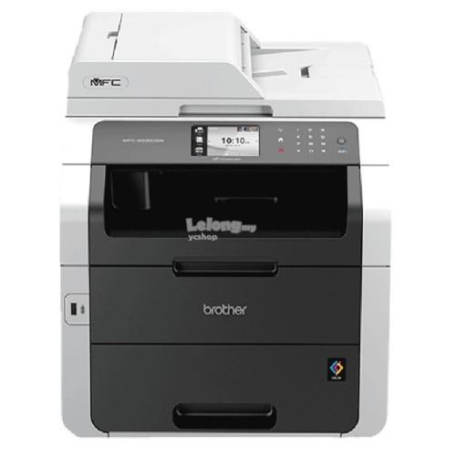 Brother  Auto Duplex Direct Pictbridge Wireless Printer (MFC-9330CDW)